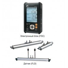Портативный ультразвуковой расходомер Portaflow-C