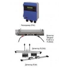 Ультразвуковой расходомер серии Time Delta-C