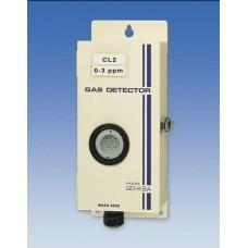 Toxic diffusion sensor/transmitter