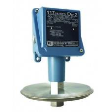 Электро-механические реле давления, перепада давления, вакуума и температуры в компактном и легком исполнении  - Серия 117