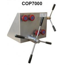 STIKO  COP7000 - помпа для сравнительной калибровки манометров гидравлическая