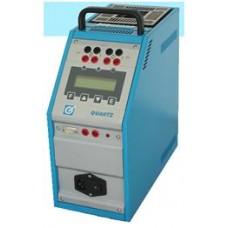 QUARTZ633 - калибратор температуры сухоблочный портативный
