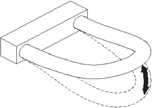 Кориолисовый расходомер - рис.1